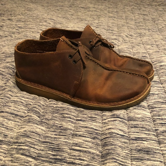 f145b1373 Clarks Other - 🌲 SALE Clark s Originals Desert Trek size 12